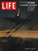 Life Magazine, February 25, 1966 - Dawn mission over South Vietnam
