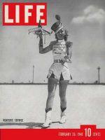 Life Magazine, February 26, 1940 - Houston drive-in