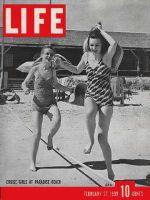 Life Magazine, February 27, 1939 - Twelve-day cruise