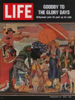 Life Magazine, February 27, 1970 - The Spirit of Cinema America