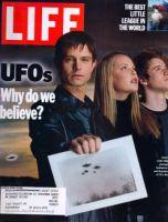 Life Magazine, March 1, 2000 - UFO's