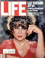 Life Magazine, March 1, 1982 - Elizabeth Taylor