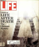 Life Magazine, March 1, 1992 - Life After Death?