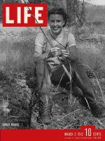 Life Magazine, March 2, 1942 - Ginger Rogers