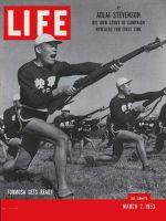 Life Magazine, March 2, 1953 - Chinese on Formosa