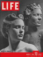 Life Magazine, March 3, 1941 - Model and mannequin