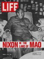 Life Magazine, March 3, 1972 - Mao Tse-tung