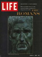 Life Magazine, March 4, 1966 - All about Rome