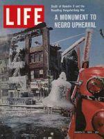 Life Magazine, March 5, 1965 - Death of Malcolm X