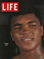 Life Magazine, March 6, 1964 - Cassius Clay, Muhammad Ali, boxing