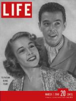 Life Magazine, March 7, 1949 - Marge and Gower, dance Champions