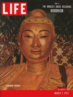 Life Magazine, March 7, 1955 - Buddhism