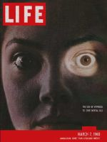 Life Magazine, March 7, 1960 - Hypnosis