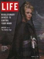 Life Magazine, March 8, 1963 - Jean Seberg