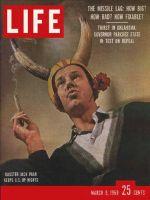 Life Magazine, March 9, 1959 - Jack Paar