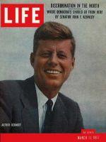 Life Magazine, March 11, 1957 - Senator J.F. Kennedy