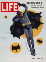 Life Magazine, March 11, 1966 - Batman
