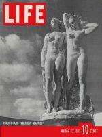 Life Magazine, March 13, 1939 - N.Y. World's Fair