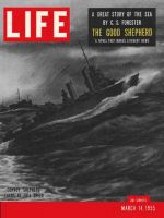 Life Magazine, March 14, 1955 - Convoy Shepherd