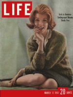Life Magazine, March 17, 1961 - Irish woman