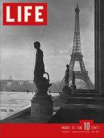 Life Magazine, March 18, 1946 - Paris