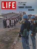 Life Magazine, March 19, 1965 - Civil rights march at Selma, Alabama
