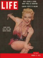 Life Magazine, March 21, 1955 - Sheree North