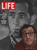 Life Magazine, March 21, 1969 - Woody Allen