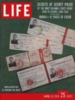 Life Magazine, March 23, 1959 - Soviet agent's story