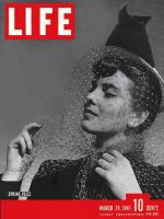 Life Magazine, March 24, 1941 - Spring hats