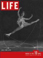 Life Magazine, March 26, 1945 - Carol Lynne