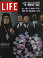 Life Magazine, March 26, 1965 - Memorial at Selma
