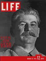 Life Magazine, March 29, 1943 - Joseph Stalin