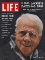 Life Magazine, March 30, 1962 - Robert Frost