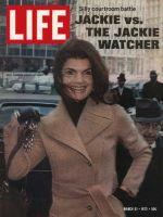 Life Magazine, March 31, 1972 - Jacqueline Onassis