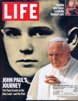 Life Magazine, April 1, 2000 -  Pope John Paul