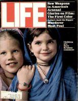 Life Magazine, April 1, 1980 - Hare Krishna Children