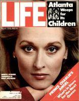 Life Magazine, April 1, 1981 - Meryl Streep
