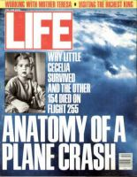 Life Magazine, April 1, 1988 - Flight 225 Plane Crash