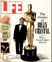 Life Magazine, April 1, 1990 - The Oscars, Billy Crystal