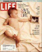Life Magazine, April 1, 1995 - Heredity Illnesses