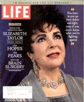 Life Magazine, April 1, 1997 - Elizabeth Taylor