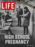 Life Magazine, April 2, 1971 - Student moms