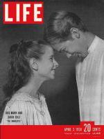 Life Magazine, April 3, 1950 - Broadway's The Innocents
