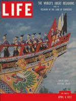 Life Magazine, April 4, 1955 - Confucianism