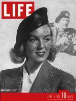 Life Magazine, April 5, 1943 - Montgomery berets