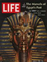 Life Magazine, April 5, 1968 - Ancient Egypt