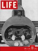 Life Magazine, April 6, 1942 - Bomber task force