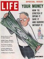 Life Magazine, April 6, 1962 - Money matters