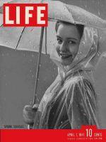 Life Magazine, April 7, 1941 - Rainwear